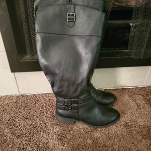 🐞American eagle riding boots size 7w🌹